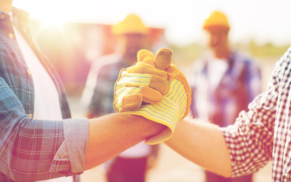 Netwerken in de bouw: zo doe je dat