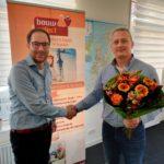 Geert Bos en Bernd Jan Grave
